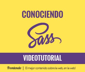 Conociendo a SASS