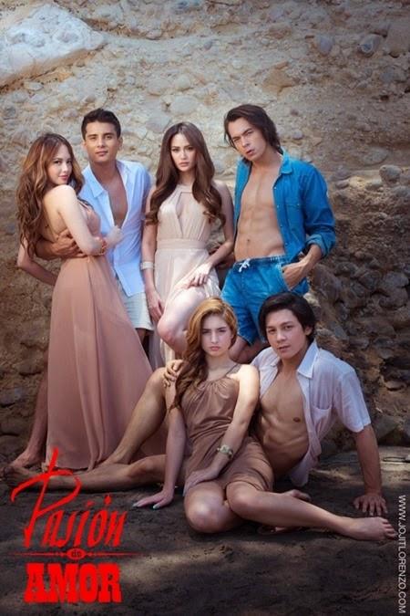 Pasion De Amor cast