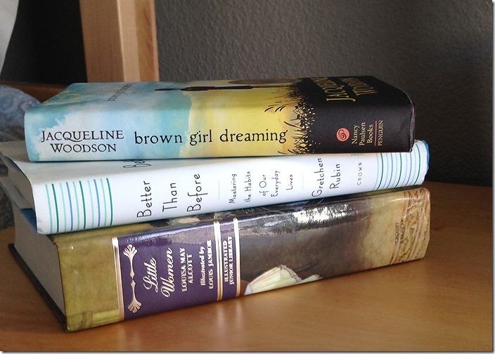 Brown Girl Dreaming best books
