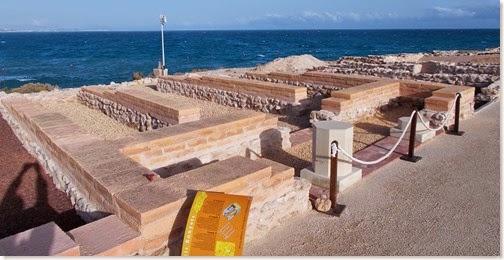 Illeta dels Banyets - Templo A