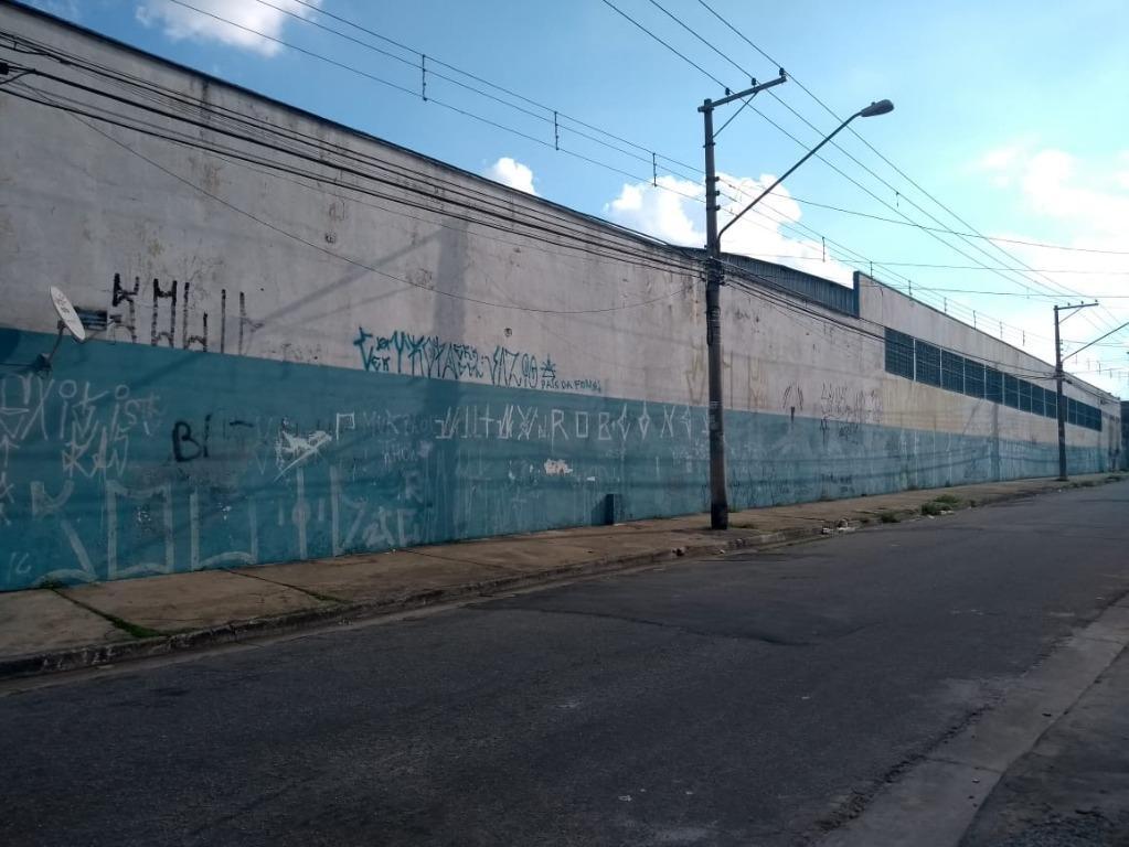 Galpão comercial para venda e locação, Jardim Bom Clima, Guarulhos.