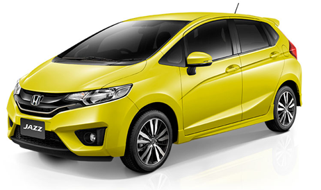 All New Honda Jazz 2014-2015