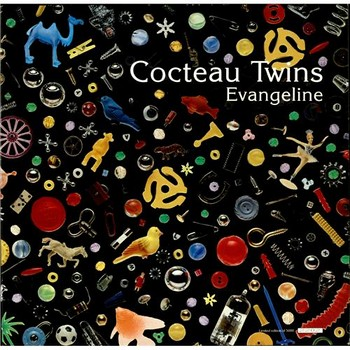 Cocteau Twins - 1993 - Evangeline (Single, Fontana/Capitol)