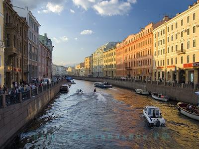 Санкт Петербург, КостаБланка.РФ