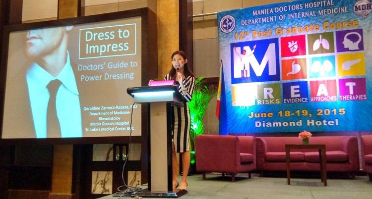 Dr Geraldine Racaza