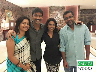 Dhanush Family Images | Selva Ragavan Family Stills | Selfie Pictures Wallpapers