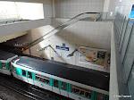 Station de métro Les Courtilles