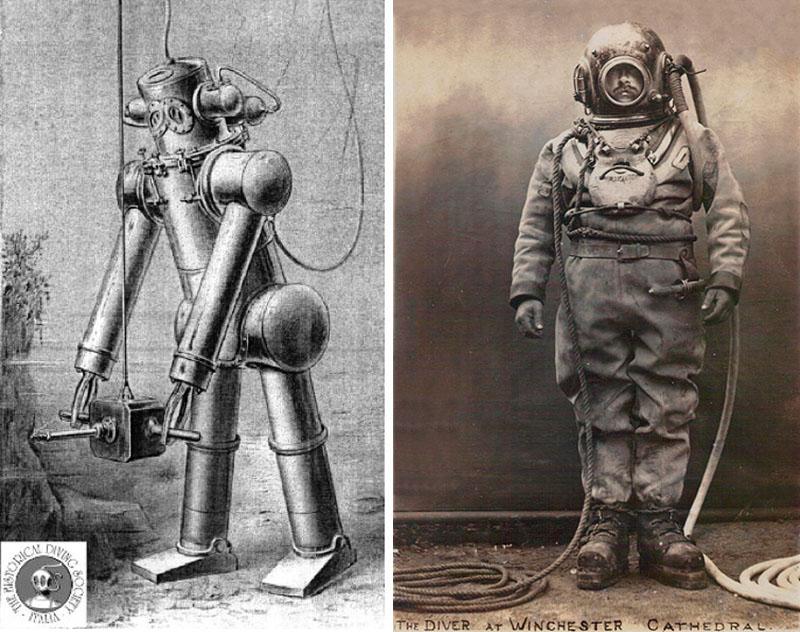 """Vaizdo rezultatas pagal užklausą """"diving suits"""""""