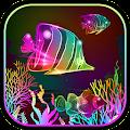 App Neon Fish Live Wallpaper APK for Kindle