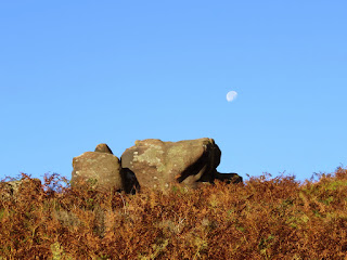 The Moon Over The Roaches