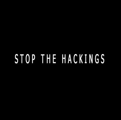 Stop The Hackings