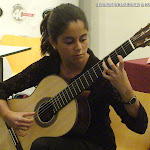 Laura Ibáñez Martínez. Tribuna Rosa Gil Bosque de Jóvenes Guitarristas