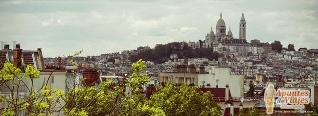 Butte Bergeyre Montmartre Paris 10