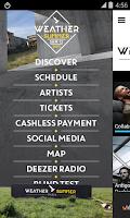 Screenshot of Weather Festival