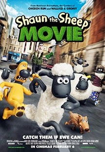 Cừu Quê Ra Phố - Shaun The Sheep... (2015)