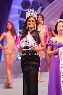 Abbygale Monderin Miss Bikini Philippines 2012