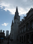 The St Louis Cathedral in New Orleans 07242012-02