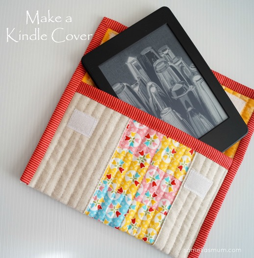 Make a Kindle Cover
