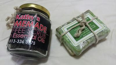 Review - Homemade Soap oleh Kathy's Homemade Soap