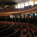 Inside the Ryman Auditorium in Nashville TN 09042011a
