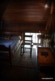 Inside the Servant's Quarters