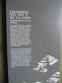 Information on the Pyramid of the Moon