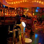 the bar at the Kawaii Monster Cafe in Harajuku in Harajuku, Tokyo, Japan