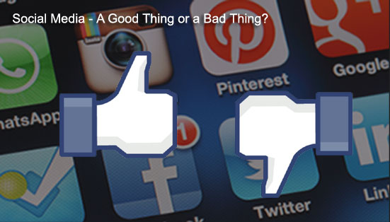 social media is good or bad