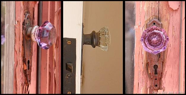 WBR Doorknobs
