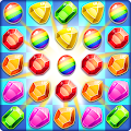 Jewel Crush Deluxe APK for Bluestacks