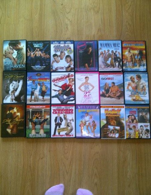 Summer movie marathon