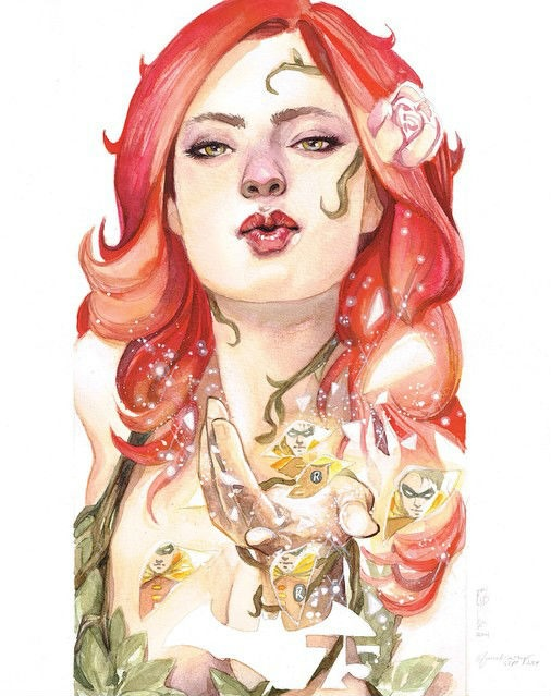 The Encounters Series - Poison Ivy by Garrie Gastonny and Elfandiary