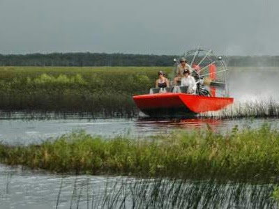 Airboat Tours Northern Territory