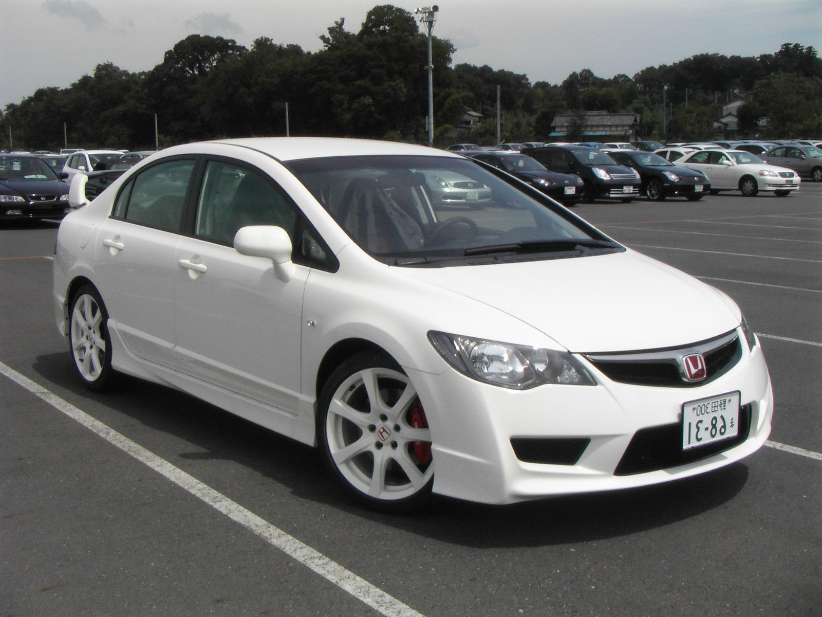 Honda Civic Type R 4 Door