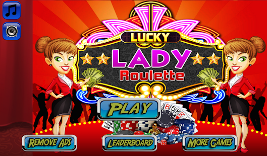 Lady luck roulette
