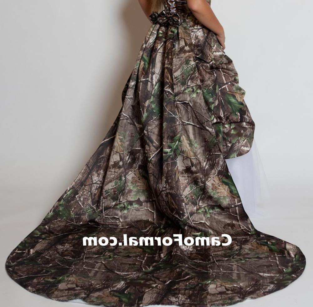 realtree wedding dresses
