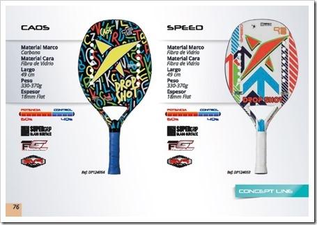 Drop Shot Tenis Playa Beach Tennis 2015 caos y speed