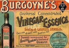 Burgoynes_Vinegar_Essence_Poster