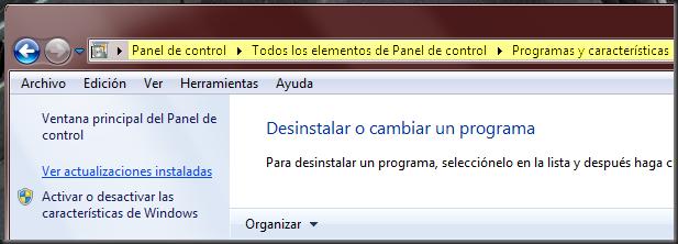 Programas_y_Características