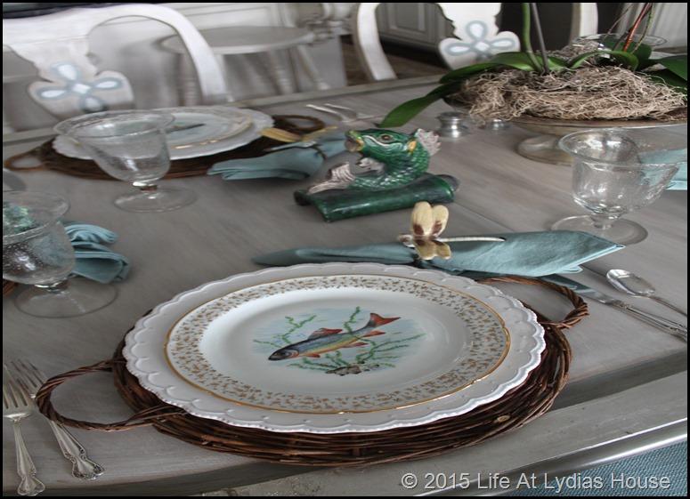 Limoges fish plates tabelscape 6