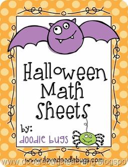 halloweenmathsheets