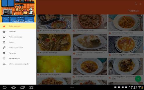 App cocinando con mi cookeo apk for windows phone for Cocinar con cookeo