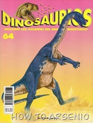 P00064 - Dinosaurios #64