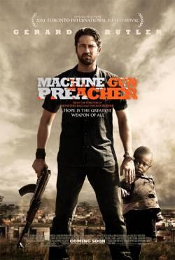 Họng Súng Công Lý - Machine Gun Preacher