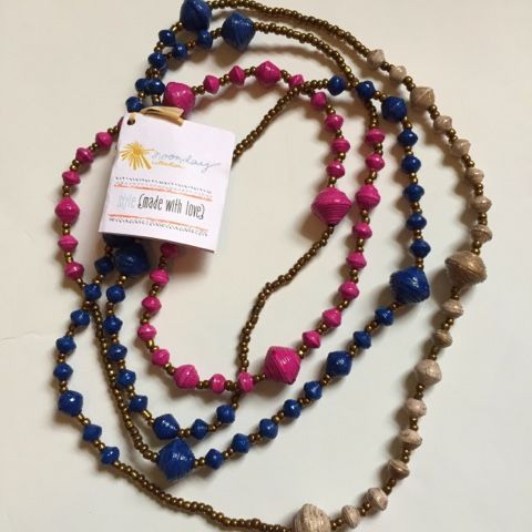 noonday collection, giveaway, made with love, fair trade, uganda jewelry