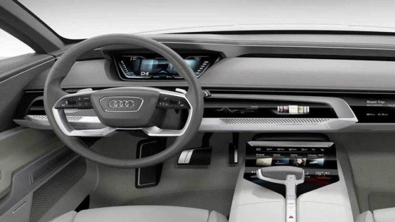 2019 Audi Q6: The Four Rings Take on Tesla Electric Vehicle Release Date Review Car Price Concept