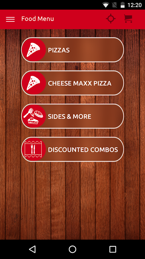 Pizza Hut India Screenshot 0