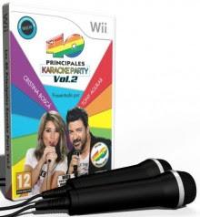 [GAMES] Los 40 Principales Karaoke Party Vol 2 -PUSSYCAT – (Wii/PAL/MULTi2)