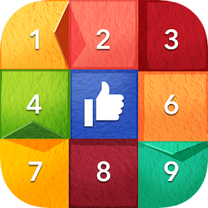 Sliding Puzzle with Facebook