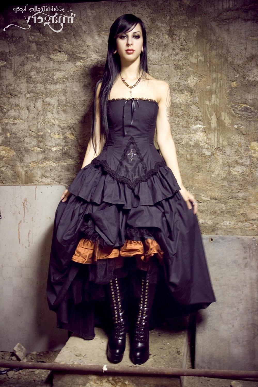 Eliza-\'s blog: romantic gothic dress